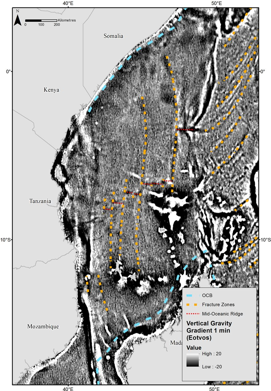 Geology and hydrocarbon potential of the East African continental